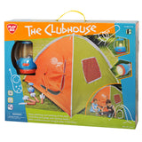 THE CLUBHOUSE TENT (Includes Lantern Flashlight)