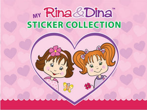 Rina & Dina RINA & DINA STICKER ALBUM (88 pages)