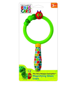"""World of Eric Carle, The Very Hungry Caterpillar Magnifying Glass by Kids Preferred"""