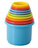 Playgo My First Stacking Cups 10 pcs