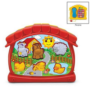 megcos Musical Farm and Melody Phone