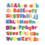EduKid Toys 36 MAGNETIC ART BOARD 109 LETTER & NUMBERS
