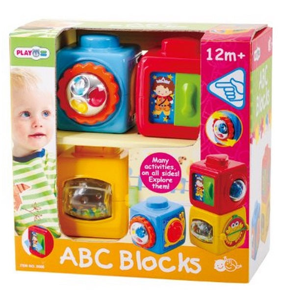 ABC BLOCKS by Playgo