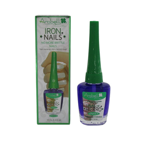 Arobell Iron Nails 0.4 oz