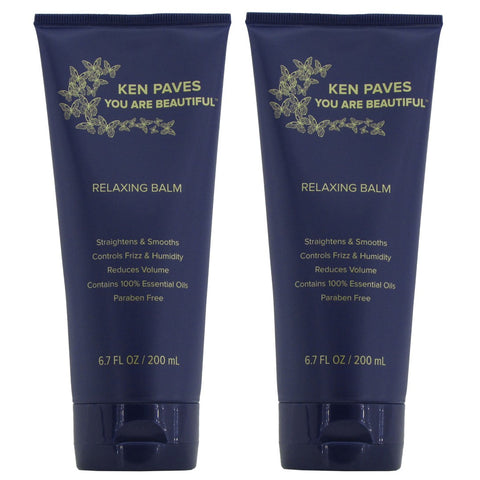 Ken Paves Relaxing Balm 6.7 oz- 2 pack