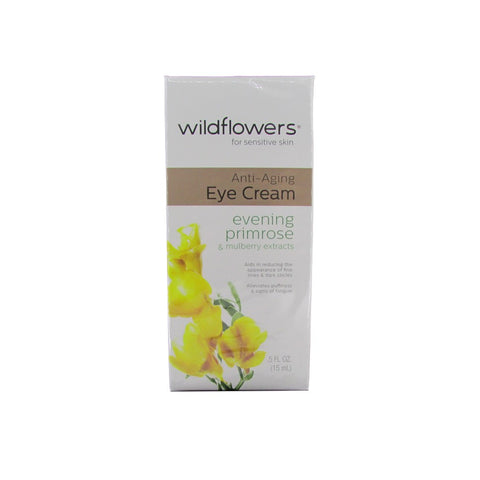 Wildflowers for Sensitive Skin Anti-Aging Eye Cream .5 oz