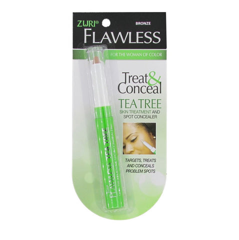 Zuri Flawless Treat & Conceal Tea Tree Bronze