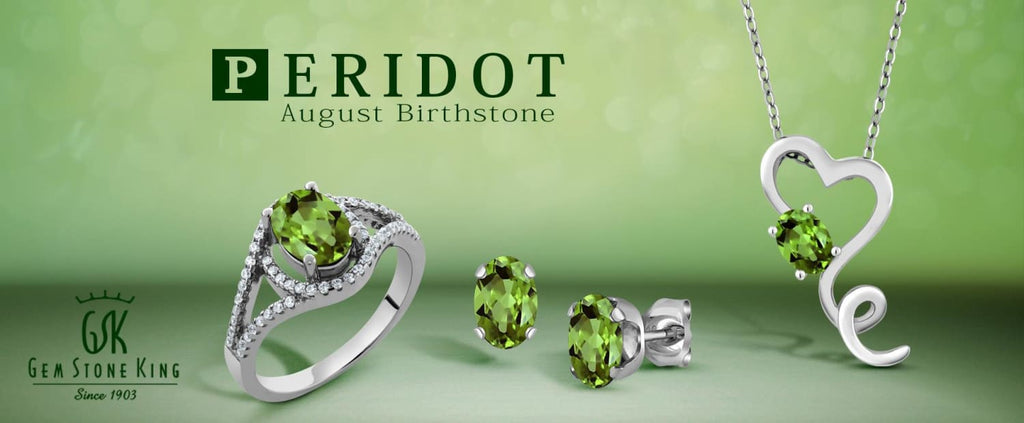 Peridot: The unexpected stunner for August birthdays