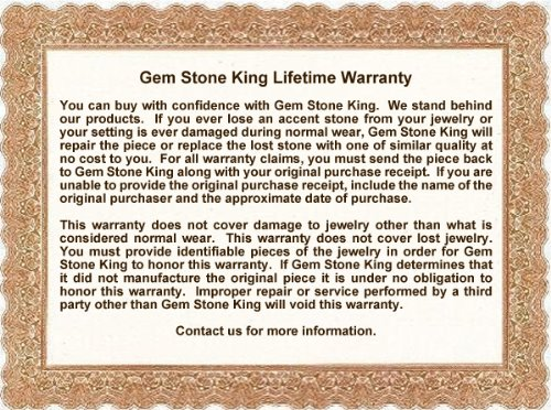 Gem stone king warranty