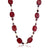 Cultured Freshwater Pearl 32 Inch Multi-Color Necklace