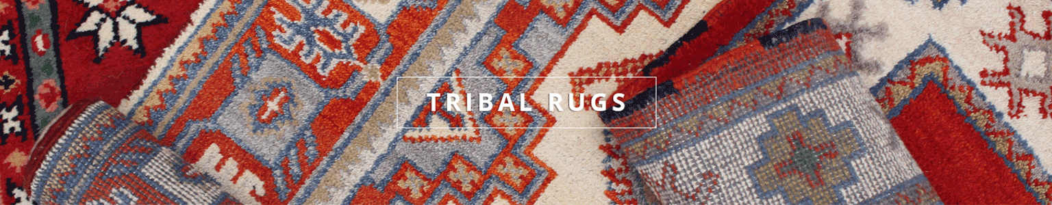 handmade tribal rug