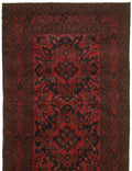 Hand-knotted Area rug Traditional, Tribal