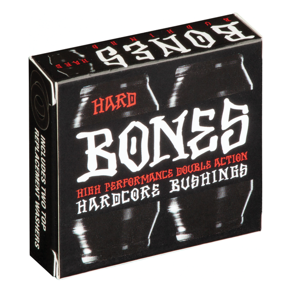 Bones Hardcore Bushings Black - Hard 96A