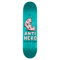 Antihero Daan Lovers II Deck - 8.06""