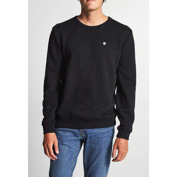 Brixton B-Shield Crew - Black