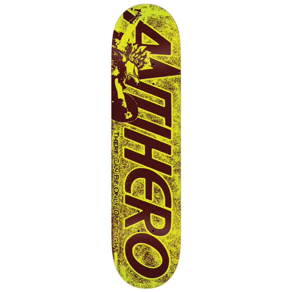 Antihero Highlander Hero Deck - 7.75""