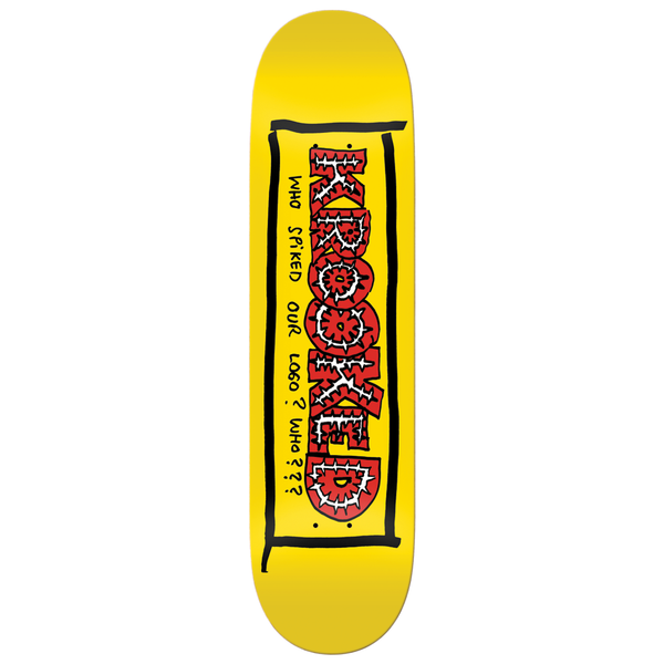 Krooked Team Spiked Deck - 8.38""