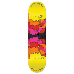 Krooked Gonz Face Off Deck - 8.25""