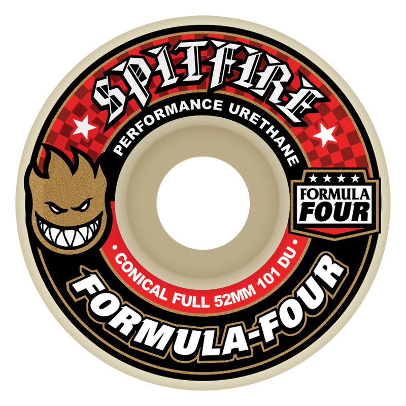 Spitfire Formula 4 Conical Full - 52mm