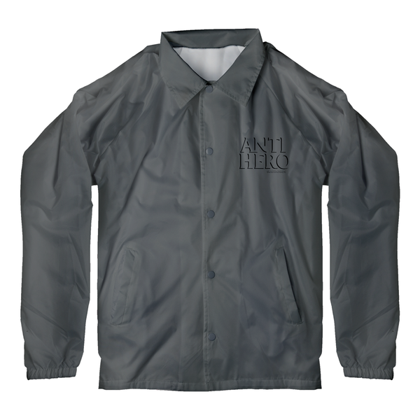 Antihero Lil Drophero Jacket - Grey