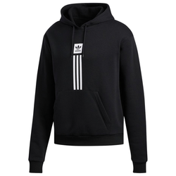 Adidas Solid Pillar Hoodie Men's - Black