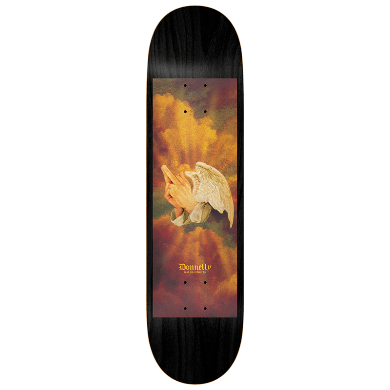 Real Donnelly Praying Fingers Deck - 8.25""