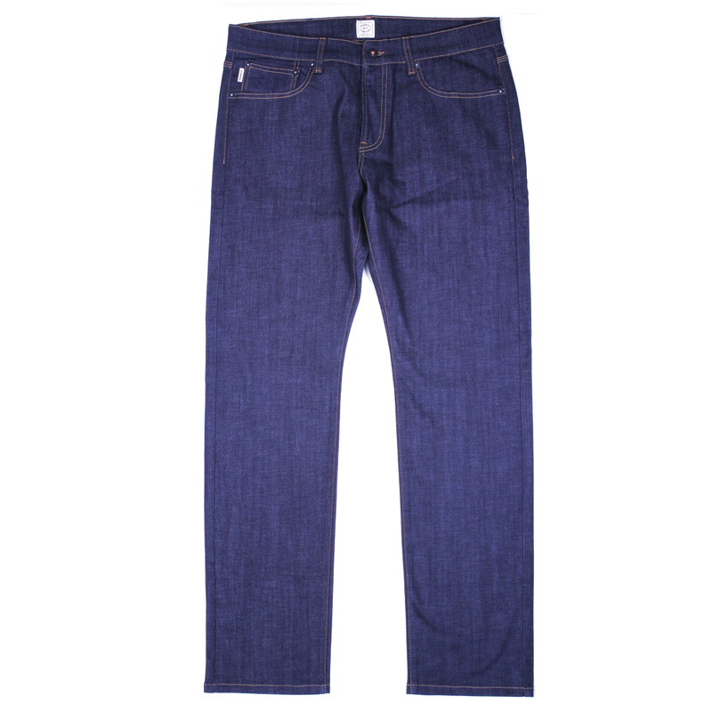 Kennedy Raw Denim - Raw Indigo