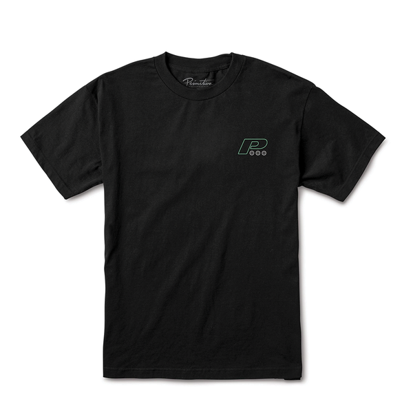 Primitive Summit Tee - Black