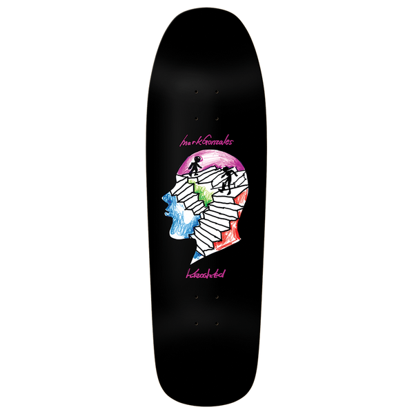 Krooked Gonz Stairs Deck - 9.81""