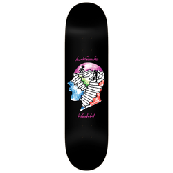 Krooked Gonz Stairs Deck - 8.5""