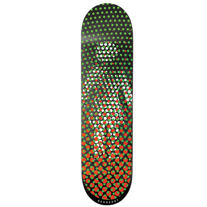 Girl Bannerot Dot OG Deck - 8.25""