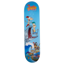Baker Beasley Step Brothers Deck - 8.0""