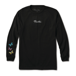 Primitive Codes L/S Tee - Black