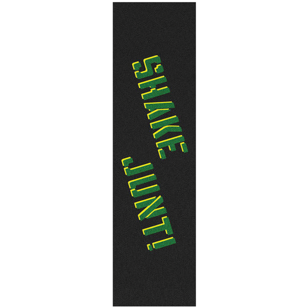 Shake Junt OG Sprayed Grip - Green/ Yellow