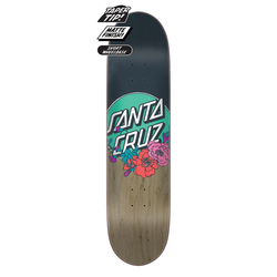 Santa Cruz Floral Dot Taper Tip Deck - 8.25""