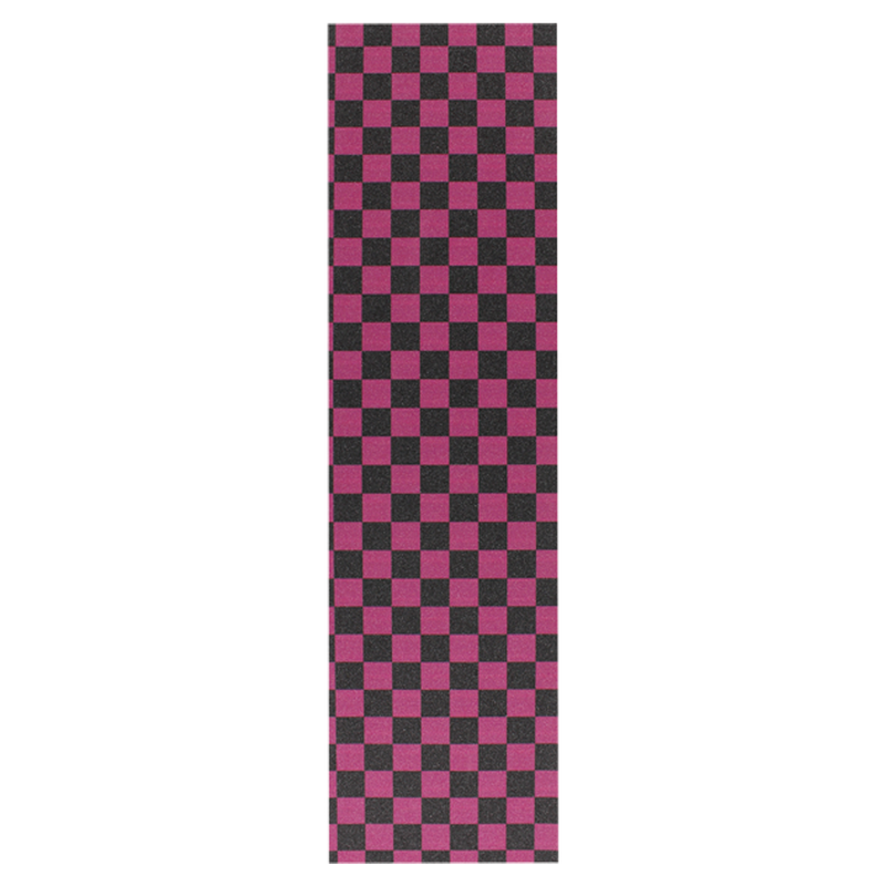 Vault Checkered Grip - Pink/Black