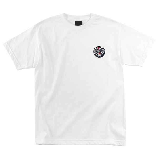 Independent Suds Tee - White