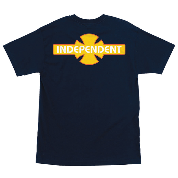 Independent O.G.B.C. Tee - Navy