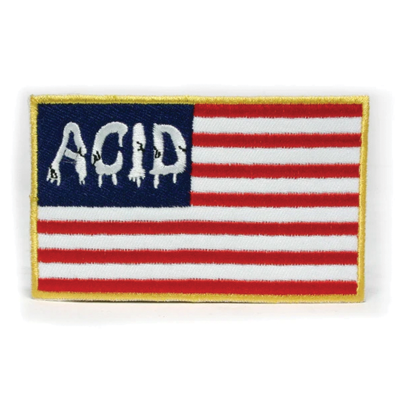 Acid Flag Patch