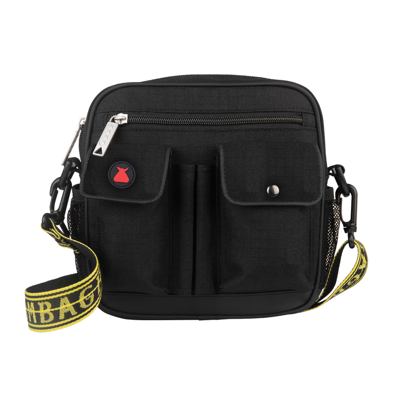 Bumbag Standard Utility Shoulder Bag - Black