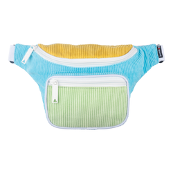 Bumbag Groove Deluxe Hip Bag - Pastel Tone