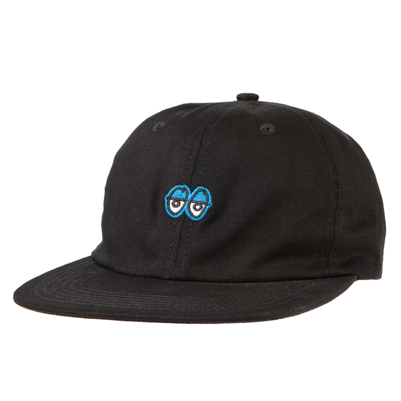 Krooked Eyes Hat - Black