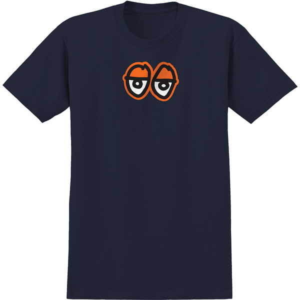 Krooked Eyes Tee - Navy