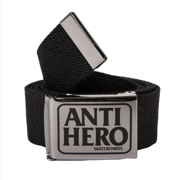 Antihero Reserve Web Belt - Black