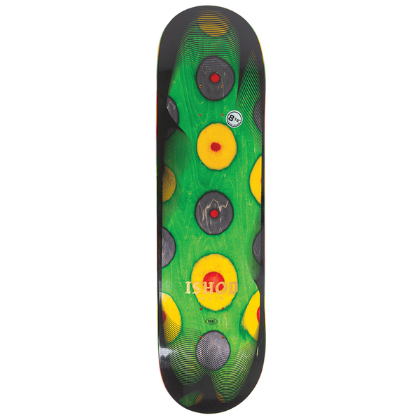 Real Ishod Eclipse LTD Deck - 8.18""