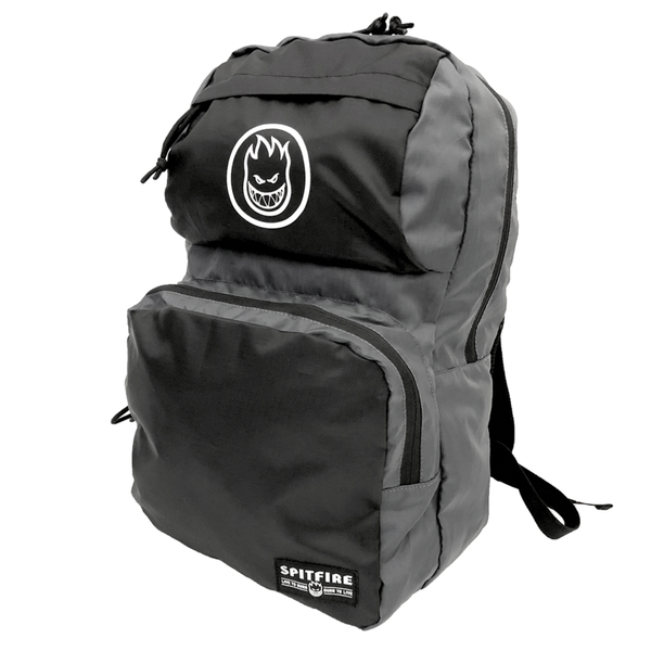 Spitfire Bighead Packable Backpack - Black