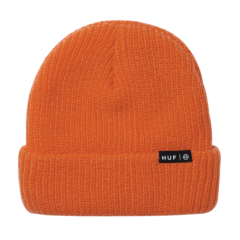 HUF Usual Beanie - Orange