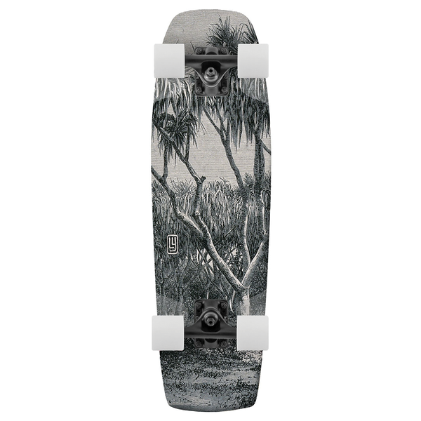 Landyachtz Dinghy Coffin Engraving Complete
