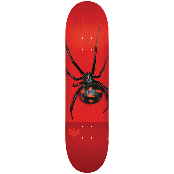 Mini Logo Poison Black Widow - 8.5""