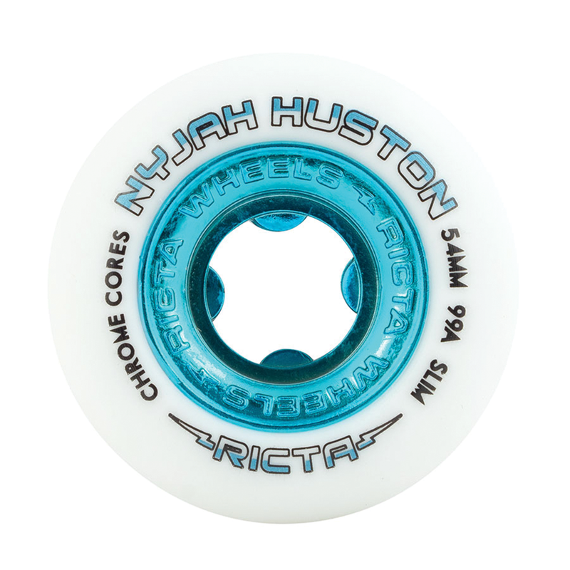 Ricta Huston Chrome Core Teal 99a - 54mm